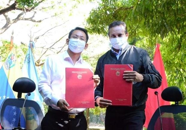 Le Vietnam et le Venezuela promeuvent la cooperation dans l'agriculture hinh anh 1