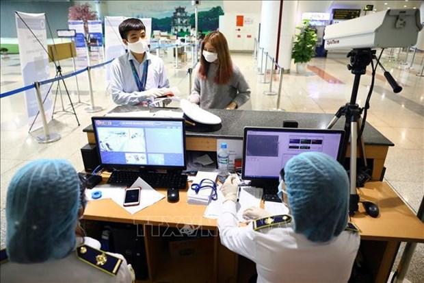 COVID-19 : Declaration medicale electronique obligatoire pour les passagers des vols hinh anh 1