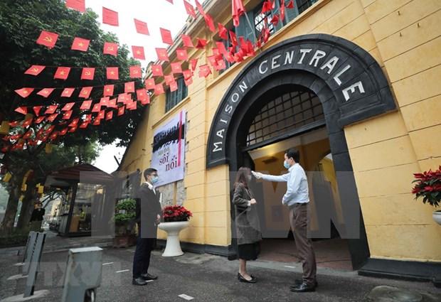 Hanoi cherche a relancer le tourisme hinh anh 1