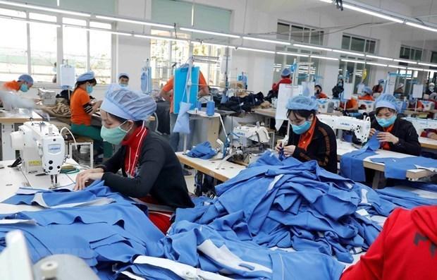 Un journal bangladais analyse les avantages du secteur du textile-habillement du Vietnam hinh anh 1