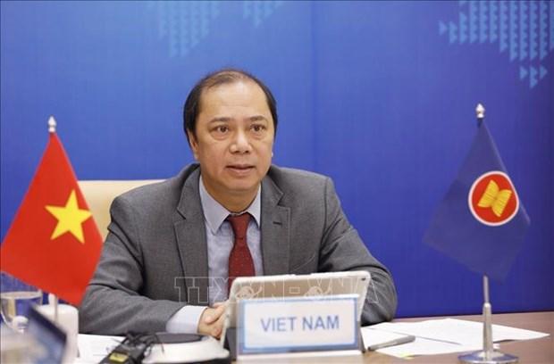 Le Vietnam participe au 28e dialogue ASEAN-Nouvelle-Zelande hinh anh 1
