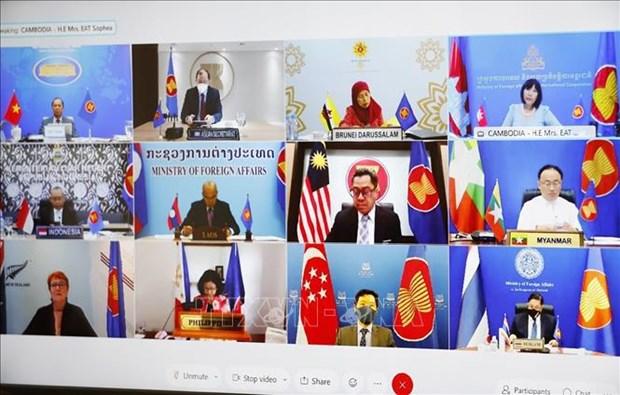 Le Vietnam participe au 28e dialogue ASEAN-Nouvelle-Zelande hinh anh 2