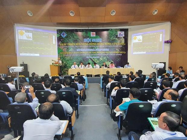 Delta du Mekong : developpement durable pour s'adapter au changement climatique hinh anh 2