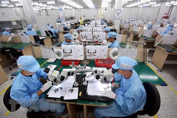 Hanoi table sur 150.000 entreprises nouvellement creees entre 2021 et 2025 hinh anh 1