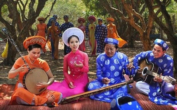 Dong Thap s'efforce de preserver des patrimoines culturels immateriels hinh anh 2