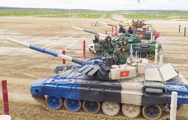 Lancement d'un quiz sur les Jeux militaires internationaux hinh anh 1