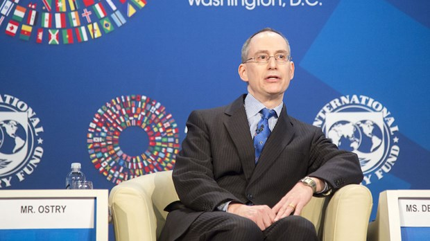 Le FMI prevoit une croissance positive du Vietnam en 2021 hinh anh 2