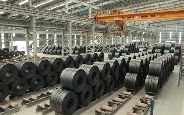 Le Perou, nouveau marche pour les produits siderurgiques de Hoa Phat hinh anh 1