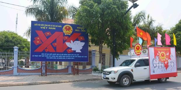 Elections legislatives: deux autres provinces sont autorisees a tenir des elections anticipees hinh anh 1
