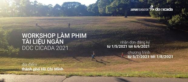 Un atelier documentaire de DOC CICADA a Ho Chi Minh-Ville hinh anh 1
