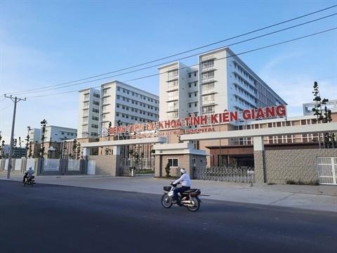 Un nouvel hopital mis en service dans la province de Kien Giang hinh anh 1