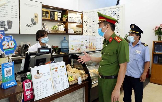 COVID-19: Hanoi met en œuvre de maniere drastique et synchrone des mesures preventives hinh anh 1