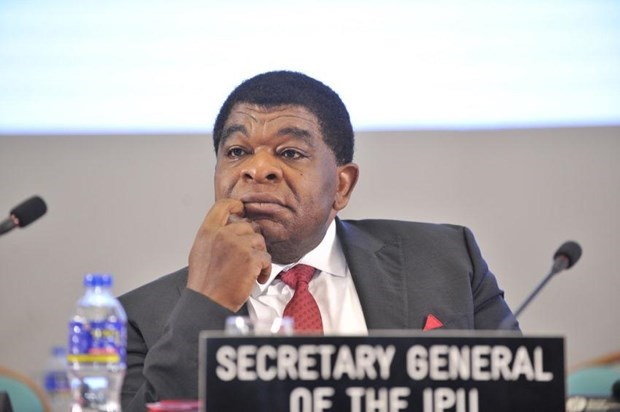 Deuxieme journee de travail de la 207e session du Conseil directeur de l'UIP hinh anh 1