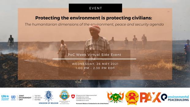 ONU : Le Vietnam copreside le debat sur la protection de l'environnement dans les conflits armes hinh anh 1