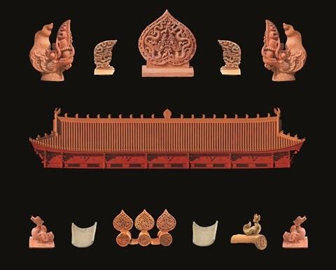 La technologie 3D fait revivre la Cite imperiale de Thang Long hinh anh 4