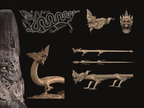 La technologie 3D fait revivre la Cite imperiale de Thang Long hinh anh 5