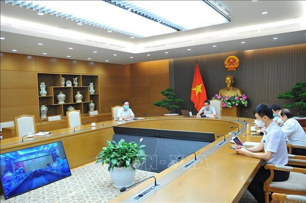 Ne pas laisser l'epidemie a Bac Ninh et Bac Giang se propager dans les zones sures hinh anh 2