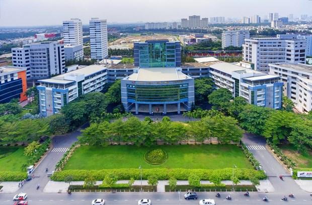 Quatre universites vietnamiennes dans le classement mondial QS WUR 2022 hinh anh 1