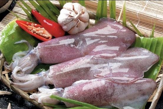 Montee en fleche des exportations nationales de cephalopodes aux Etats-Unis hinh anh 1
