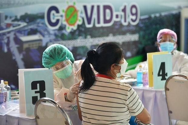 COVID-19 : AstraZeneca s'engage a fournir son vaccin a des pays d'Asie du Sud-Est dans les delais hinh anh 1