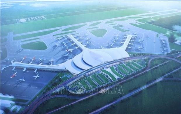 L'aeroport de Long Thanh devrait etre mis en service au 4e trimestre 2025 hinh anh 1