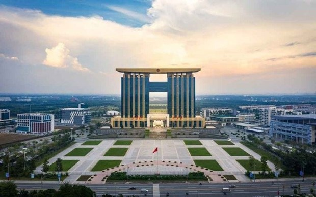 Binh Duong figure parmi les sept communautes intelligentes exemplaires du monde en 2021 hinh anh 2