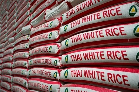 Exportations thailandaises de riz en baisse de 21% au premier semestre hinh anh 1