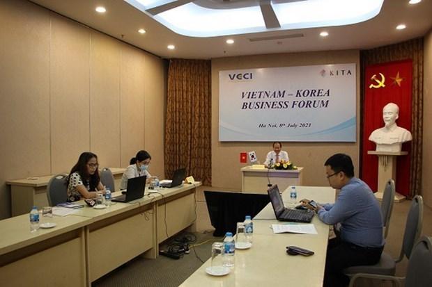 Des entreprises sud-coreennes interessees par le marche vietnamien hinh anh 1