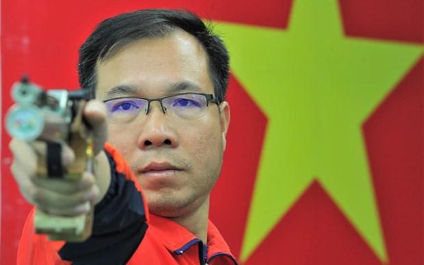 La delegation vietnamienne aux JO Tokyo 2020 se compose de 18 sportifs hinh anh 2