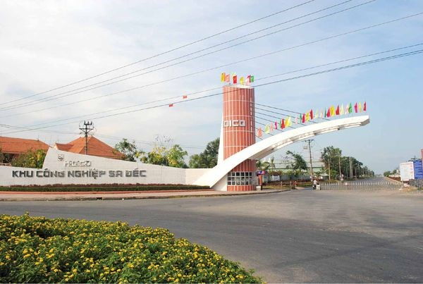 Dong Thap attire les investissements dans les zones industrielles hinh anh 1