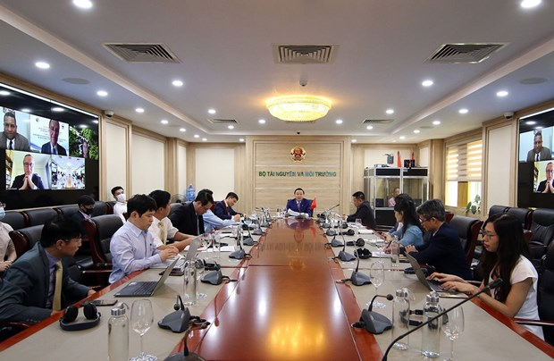 Le Vietnam et le WWF intensifient leur cooperation hinh anh 2