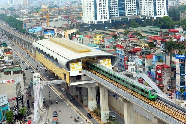 Hanoi prendra livraison de la ligne ferroviaire urbaine Cat Linh - Ha Dong hinh anh 2