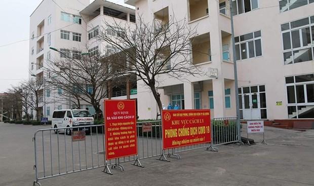 Hanoi met en quarantaine toutes les arrivees des localites impactees par le COVID-19 hinh anh 1