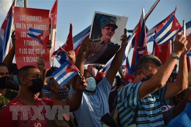 Des membres du Mouvement des non-alignes aux Nations Unies expriment leur soutien a Cuba hinh anh 1