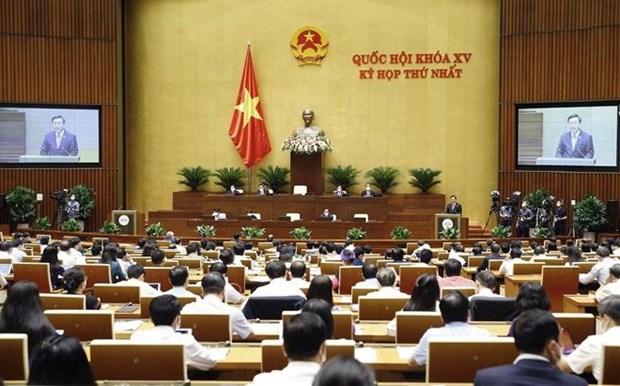 Le president de l'AN demande a mettre en œuvre des politiques en faveur des personnes meritantes hinh anh 1
