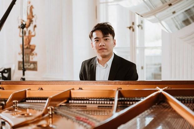 Nguyen Viet Trung, finaliste du Concours international de piano Frederic Chopin hinh anh 1