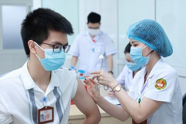 Consultation internationale sur le developpement de vaccins anti-COVID-19 au Vietnam hinh anh 2