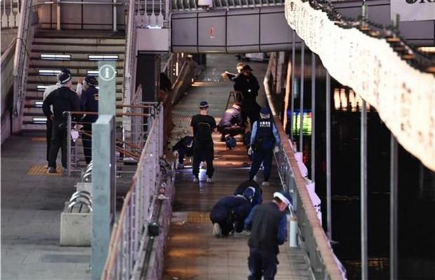 La police japonaise identifie un Vietnamien tue a Osaka hinh anh 1