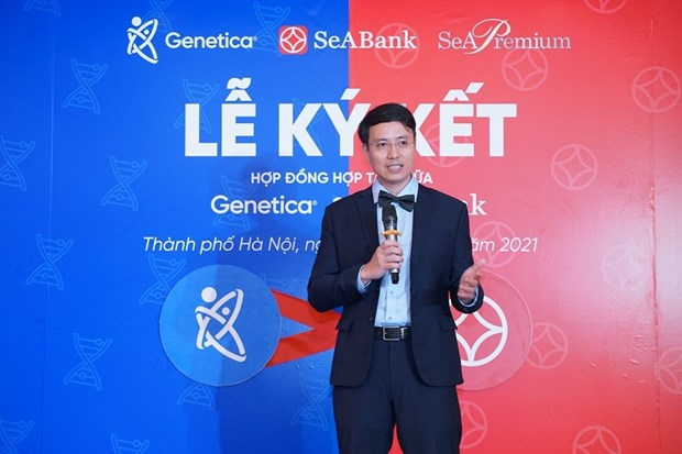Genomic technology: Genetica wants to leave a Vietnamese imprint on the world map hinh anh 2