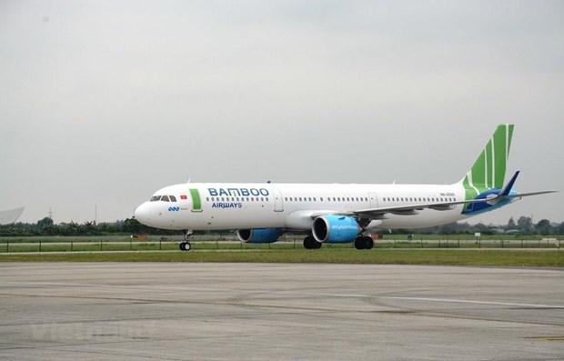 Bamboo Airways va effectuer prochainement un vol charter vers les Etats-Unis hinh anh 1