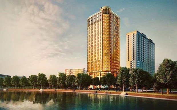 Dolce By Wyndham Hanoi Golden Lake, un hotel dore a Hanoi hinh anh 1