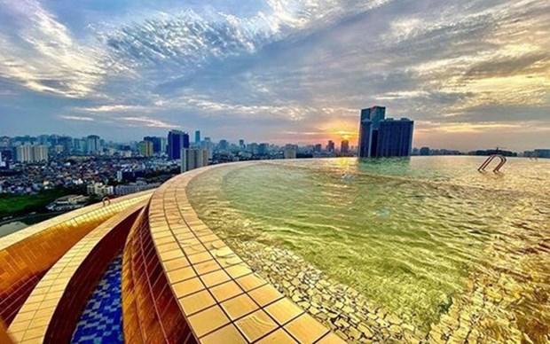 Dolce By Wyndham Hanoi Golden Lake, un hotel dore a Hanoi hinh anh 2