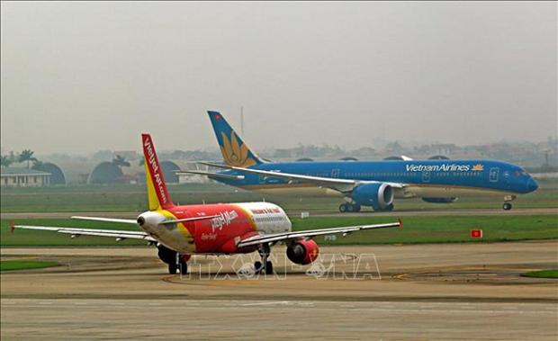 Le Vietnam envisage la reouverture pilote des vols interieures hinh anh 1