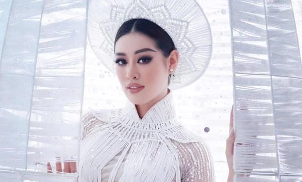 Une beaute vietnamienne entre dans le Top 20 des Miss Grand Slam 2020 hinh anh 1