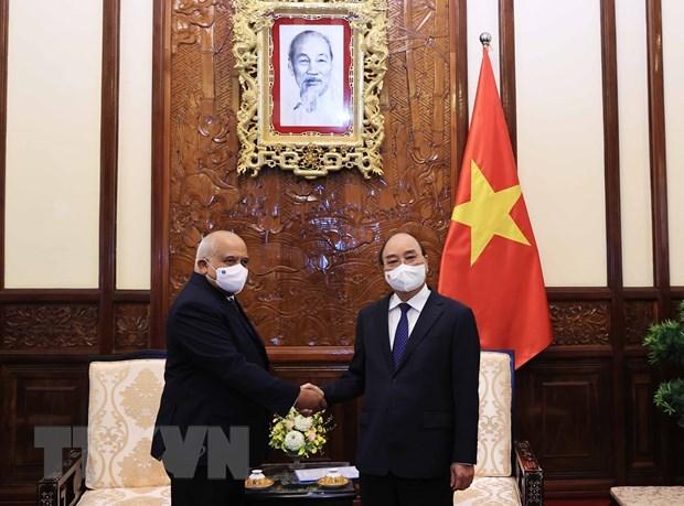 La prochaine visite du president Nguyen Xuan Phuc a Cuba affirme la continuite des liens bilateraux hinh anh 2