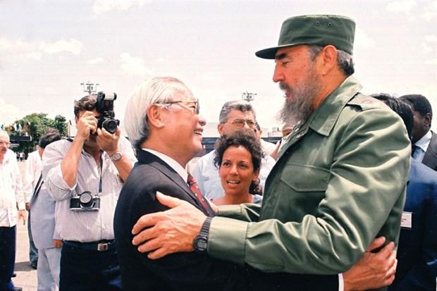 La prochaine visite du president Nguyen Xuan Phuc a Cuba affirme la continuite des liens bilateraux hinh anh 3