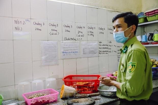 Centre de sauvetage et de conservation des especes sauvages precieuses de Cuc Phuong hinh anh 3