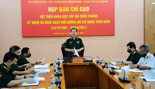 Bientot un seminaire scientifique en l'honneur du 60e anniversaire de la piste maritime Ho Chi Minh hinh anh 2