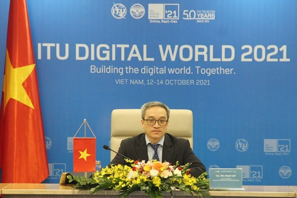Le Vietnam a une table ronde sur la reduction des couts d'acces a Internet hinh anh 2