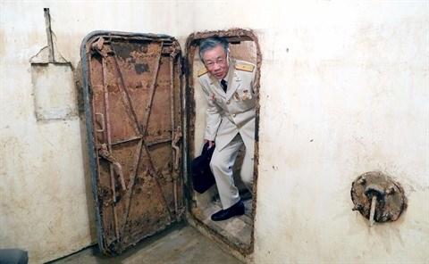 Hanoi: Deux abris anti-bombes a restaurer hinh anh 1